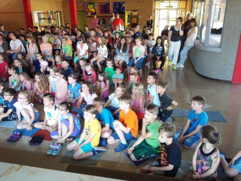 Schulversammlung 02.06.2017