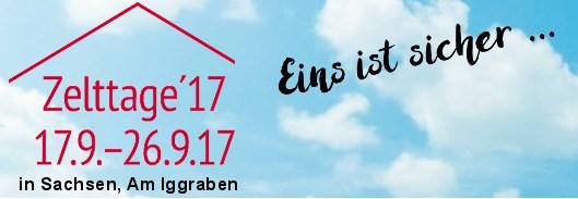Zelttage Sachsen Logo
